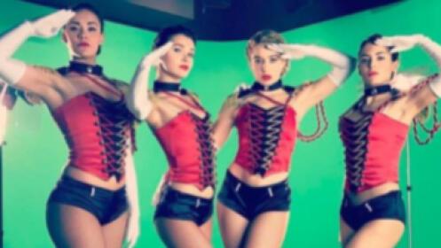 El gran show de Moulin Rouge en Santa Pola