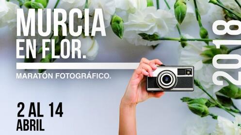 Maratón Fotográfico MURCIA EN FLOR 2018