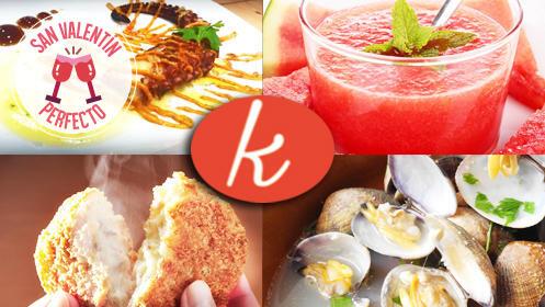 Menú Gourmet en Restaurante Marmitako