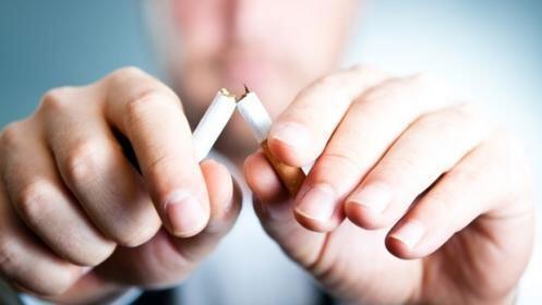 Terapia láser de baja intensidad para ayudar a dejar de fumar
