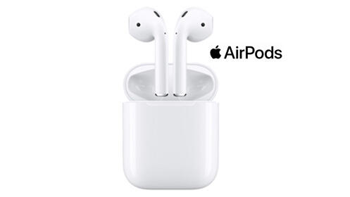 Auriculares Airpods de Apple