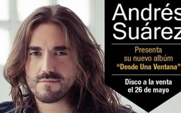 Andrés Suárez en Cartagena (27 oct)