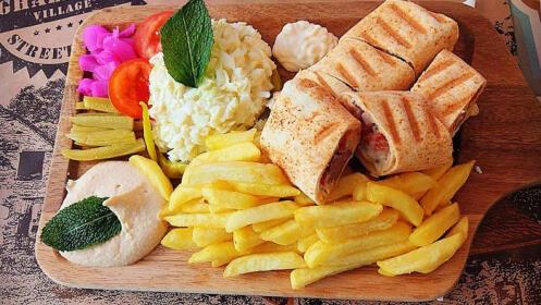 Sabores del mundo: nuevo menú degustación libanés en Ghalboun Village