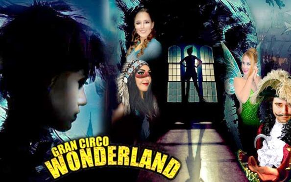 Gran Circo Wonderland en Cartagena