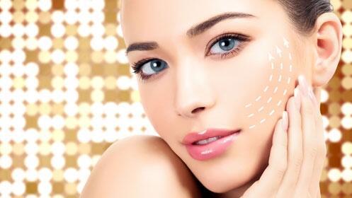 Rejuvenecimiento facial con punta diamante