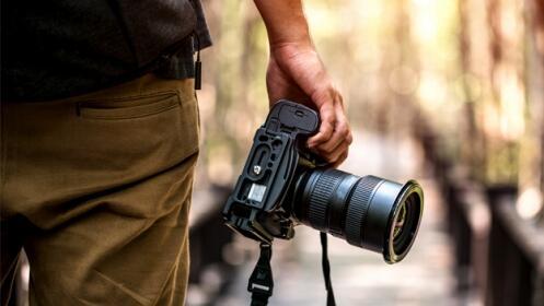 Curso PACK 2en1 de Producción fotográfica - Realización y retoque fotográfico