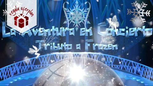 Tributo a Frozen: La Aventura en Concierto en Cartagena (4 ene)