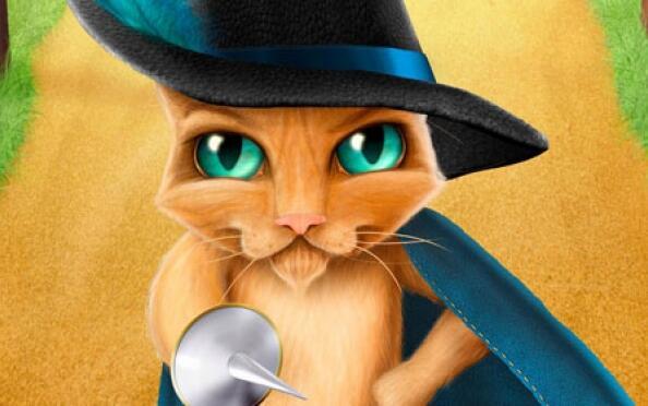 Las musicaventuras del Gato con Botas (3 dic)