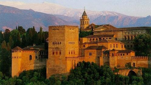 2 noches de hotel con desayuno y detalle en Granada