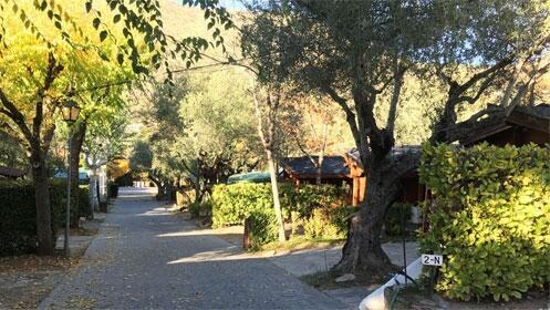 Fin de semana en bungalow en Sierra Nevada