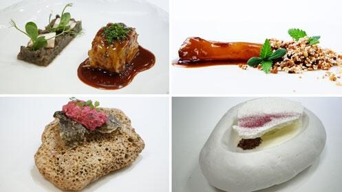 Menú de Alta Cocina Murciana en Murcia Gastronómica