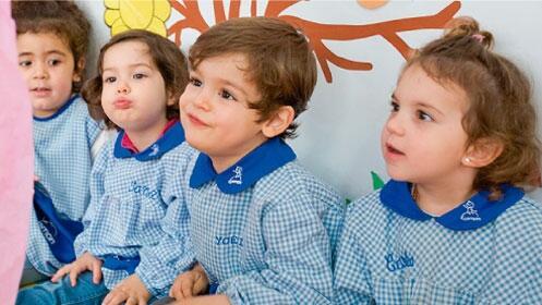Escuela infantil navideña (26 dic. a 5 ene.)