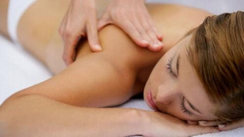 2 masaje relajantes o descontracturantes