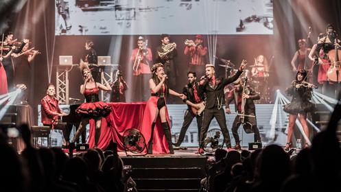 Music Has No Limits en Murcia (10 feb)