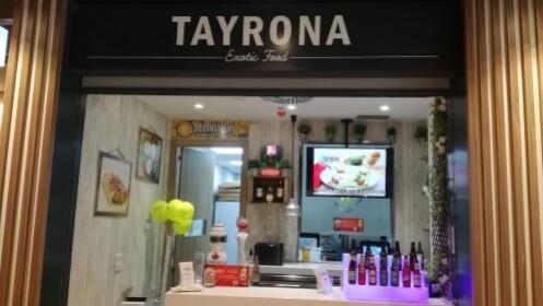 Exótico menú saludable en Tayrona Exotic Food
