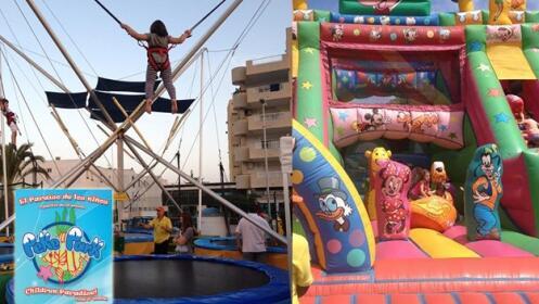 Una tarde de diversión en Peke Park