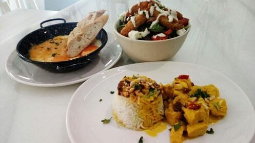 Mercado del Sol: menú 'Huevo y Pollo' para dos