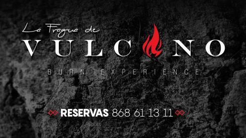 La Fragua de Vulcano: menú degustación con maridaje