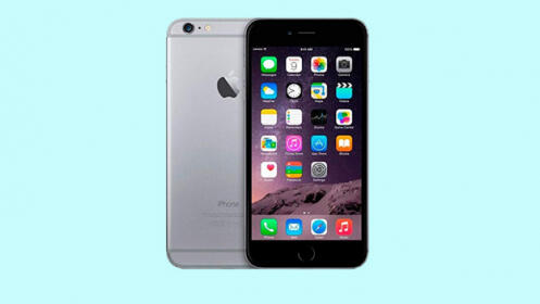 iPhone 6 gris espacial 16 GB REACONDICIONADO