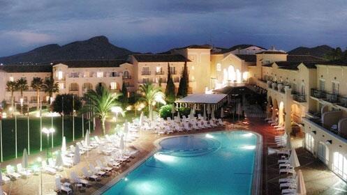 Hotel Príncipe Felipe 5*: noche habitación superior para dos, desayuno y spa VIP