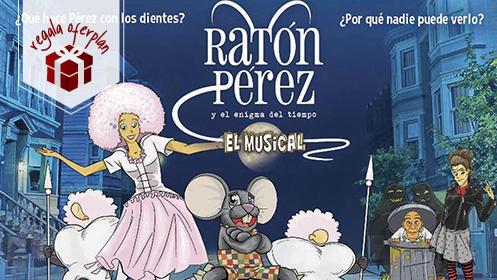 El Ratón Pérez y el enigma del tiempo