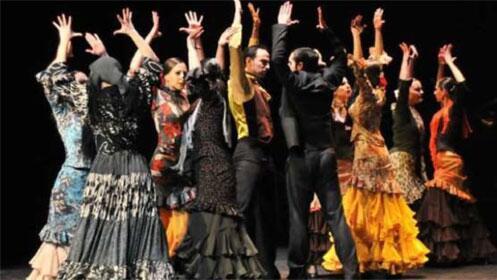 Descuento: Romeo y Julieta, ballet flamenco (9 feb)