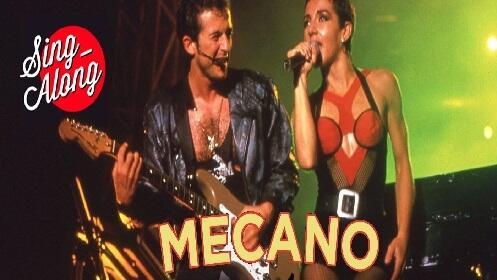 Descuento: Sing Along 'Mecano' (29 dic)