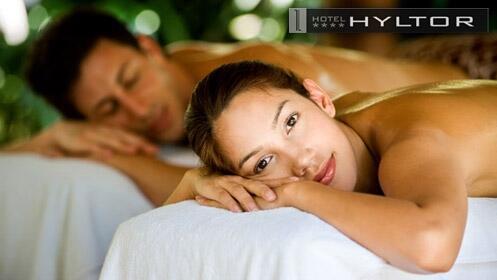Desconecta: spa y masaje para 2