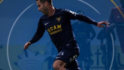 UCAM Murcia CF - Betis Deportivo (18 febrero)