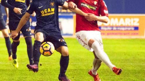 Derbi de alto voltaje: UCAM CF vs Real Murcia