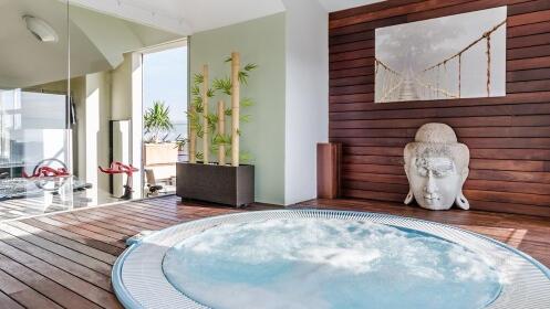 Hotel 525: spa en la azotea con las mejores vistas al Mar Menor