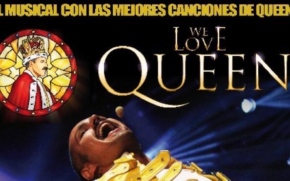 Descuento: We Love Queen (3 y 4 de enero)